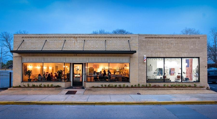 Indah Coffee and Circa Barber Shop