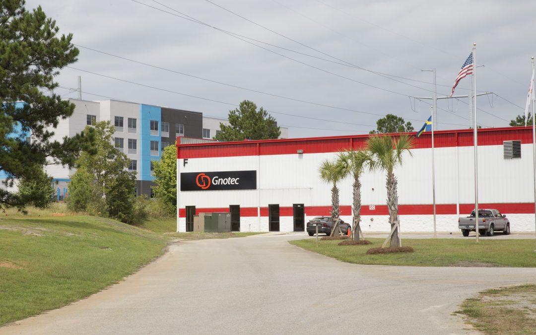 Gnotec Manufacturing Plant